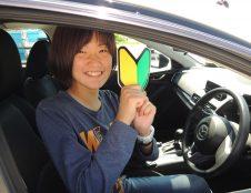 2015年卒業中山 京香さん