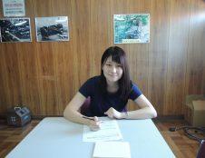 2015年卒業中野 明加里さん